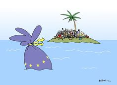 Gianfranco Uber (2016-03-26)   Europe does not betray its own humanitarian skills and respect for tradition . Happy Easter to you all , wherever you are .  EUROPEAN EASTER