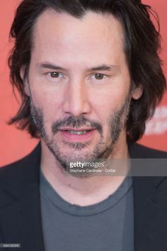 Actor Keanu Reeves attends the 'John Wick 2' Photocall at Hotel Ritz on February 7, 2017 in Paris, France.