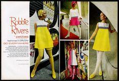 Robbie Rivers ad, 1960s