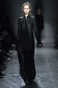 Ann Demeulemeester Fall 2006 Ready-to-Wear - Collection - Gallery - Style.com