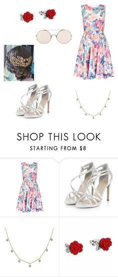"""May"" by mia-evergreen on Polyvore featuring Dorothy Perkins, Lafonn and Sunday Somewhere"