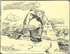 Delicate Arch (Arches National Park, Utah), Paul Heaston