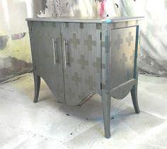 silver painted furniture   visit sydneybarton com