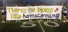 Homecoming with a Wizard of Oz theme!