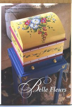 Decorative Artists Wookbook - Fev 2005 - TereBauer 1 - Álbumes web de Picasa