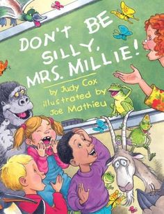 Today's Kindle Kids Daily Deal is Don't Be Silly, Mrs. Millie! ($1.99), by Joe Mathieu [Two Lions]. NOTE: This book requires Kindle Fire/HD or select Kindle Reading Apps (Kindle Cloud Reader, Kindle for iPad or Kindle for Android).