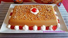 Todo en esta tarta está bueno: lleva flan, dulce de leche, galletas... ¿Todavía no has apuntado cómo se hace para probarla?