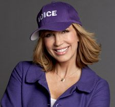 Leeza Gibbons After watching her on Celeb Apprentice win the challenge for her charity to support Alzheimer's in honor of her mother moved my spirit. She's smart, passionate, and always such a lady in every situation. I learned much from her communication style and tolerance.  She truly rocks!