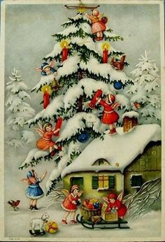 """Christmas -- < from us in Ohio, U.S.A. : """" Merry Christmas ! and Happy NEW yEaR ! ! """" >"""
