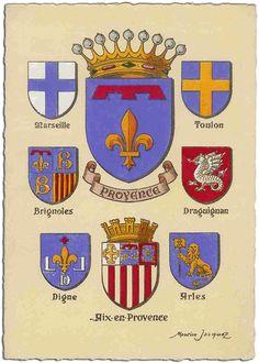 Boulevard Des Capucines, Medieval Shields, Rome Antique, Coat Of Arms, Porsche Logo, Badge, Images, Flag, Symbols