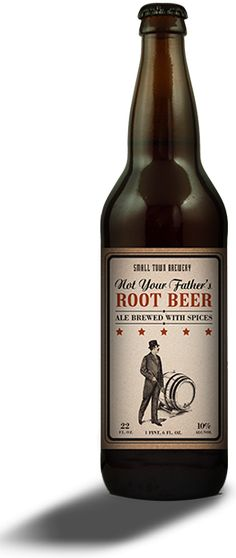 Small Town Brewery l Not Your Father's Root Beer ~ you won't believe how good this is!