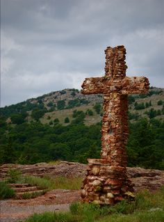 Holy City of the Wichitas in the Wichita Mountains Wildlife Refuge