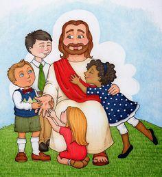 jesus cristo sud desenho - Pesquisa Google