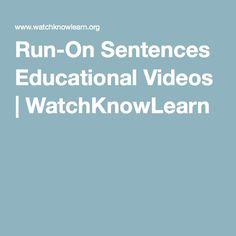 The Sentence Fragment