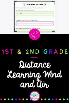 1st and 2nd grade printable and digital air and wind unit. Includes vocabulary cards, mini book, foldable book, labs, and quiz. Vocabulary Foldable, Vocabulary Cards, Elementary Science, Elementary Teacher, What Is Wind, Weather Unit, Science Lessons, Mini Books, Second Grade