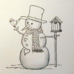 snømann - Google-søk