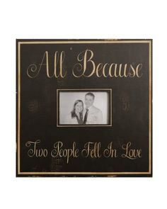 Your Hearts Delight Square All Because Frame 16Inch *** See this great product.