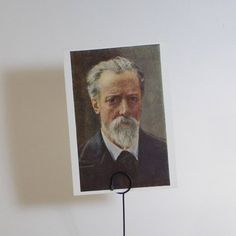 Shoply.com - Vintage Makovsky (Self-Portrait) Postcard - 1956. Only $2.85