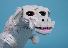 Falkor from NeverEnding Story by Carl Merriam on BrickNerd