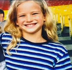 Young Jennifer Lawrence :) awwww she was soooo cute