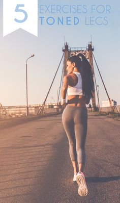 Follow this workout routine for toned legs. There's no gym required for these exercises.