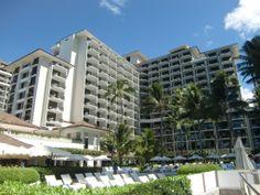 Halekulani Hotel , Waikiki