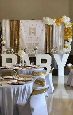 Purple Wings Events & Designs's Baby Shower / Twinkle Twinkle Little Star - Photo Gallery at Catch My Party