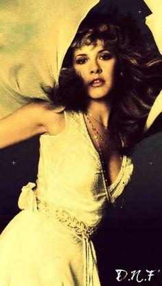 Stevie Nicks- My Photo Art Edit *