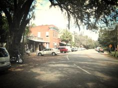 Old Town Micanopy Courtesy of Infrogmation