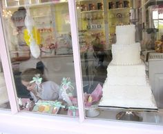 Peggy's patisserie is every little girl's fondest dream