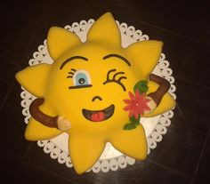 dort - slunce / cake - sun