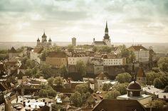 Eesti pealinn Tallinn suvel  Estonian capital Tallinn in summer Estonia #colourfulestonia #visitestonia