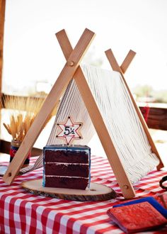 Savvy Styled Sessions & Events: Half Birthday at the Ranch! @Martina Damko 1/2 bday cake @Beth Obermeyer - Lizzie Bee Photography