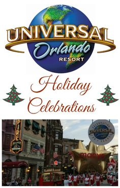 Looking to celebrate the holidays in Florida? Enjoy the Macy's Parade, live concerts and much more at the Universal Orlando Resort Holiday Celebrations.