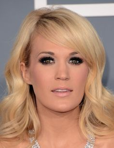 Carrie Underwood Sparkles in $31-Million Necklace