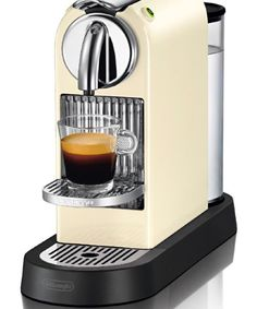 Nespresso USA brings luxury coffee and espresso machine straight from the café and into your kitchen. Automatic Espresso Machine, Espresso Coffee Machine, Espresso Maker, Coffee Maker, Machine Nespresso, Latte, Coffee Blog, Coffee Painting, Drawing Coffee