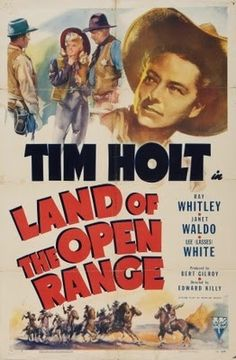 Land of the Open Range - Edward Killy - 1942 http://western-mood.blogspot.fr/2014/12/land-of-open-range-edward-killy-1942.html#links
