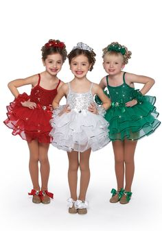 H244 - Fa La La, Christmas show, Bells, Holiday recital