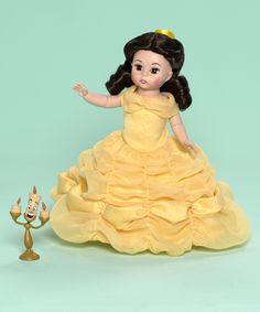 Madame Alexander Belle Doll from Beauty and the Beast - Disney Showcase - Disney