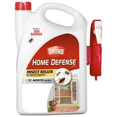 Ortho Home Defense Max 1 Gal. Ready-to-Use Perimeter and Indoor Insect Killer Household Bugs, Bees And Wasps, Home Defense, Humming Bird Feeders, Protecting Your Home, Pest Control, Spiders, Roaches, Ant Killers