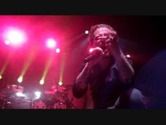 Corey Taylor Stone Sour flips me off Milwaukee Rock Music Examiner , Kellie Levans a.k.a Kidkel69 cool see video http://www.youtube.com/watch?v=g7GuDjDQyIE