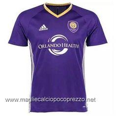 Nuova maglie calcio 2016 per Maglia Home Orlando City 2016