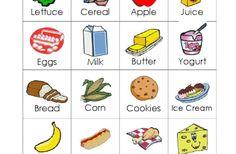 picture bingo - Google Search