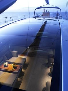 Outside Yacht Ghost #divine #luxury #yacht