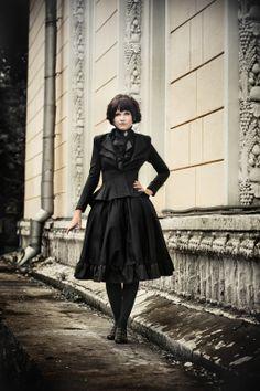 Lolita Crowley. by 8Liru-chan8.deviantart.com on @deviantART