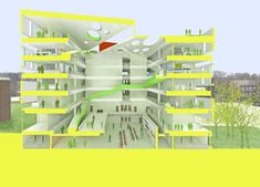 Vitus Bering Innovation Park by C. F. Møller - Dezeen