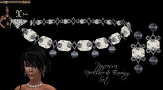 Jewelry Set - Kimiko Pascale
