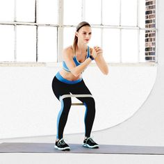 Work legs with the Oomph Squat