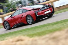 Amongst the crème de la crème of sports car the #BMWi8 can't be missing. #BMWGoodwood __________  BMW i8 plug-in hybrid BMW eDrive: Energy consumption in kWh/100 km (combined): 11,9 Fuel consumption in l/100 km (combined): 2,1 l/100 km CO2 emissions in g/km (combined): 49 g/km.  Fuel consumption is determined in accordance with the ECE driving cycle (93/116/EC), made up of approximately one-third urban traffic and two-thirds extra-urban driving (based on the distance covered). Further…