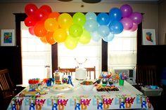Brayden's 1st Birthday party